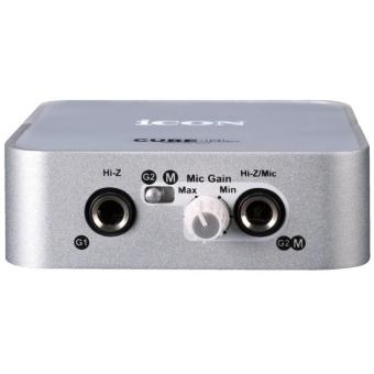 Icon Cube Mini - compact audio interface