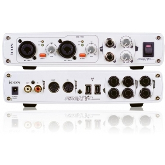 Icon FireXon - 4-In/4-Out Icon FireWire Audio Interface #3