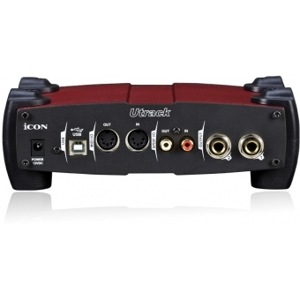Icon Utrack - 2-In/2-Out USB Audio Interface #2