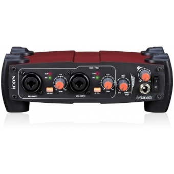 Icon Utrack - 2-In/2-Out USB Audio Interface