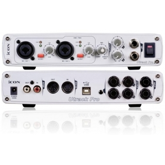 Icon Utrack PRO - 4-In/4-Out USB Audio Interface #3