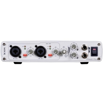 Icon Utrack PRO - 4-In/4-Out USB Audio Interface