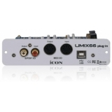 Icon UMIX 66 - 6-In/6-Out USB Recording Interface