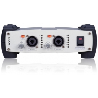 Icon NeoPreAmp - preamplificator 2 canale microfon/instrument
