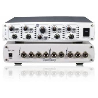 Icon Reoamp - 4-Channel Headphone Amplifier #2