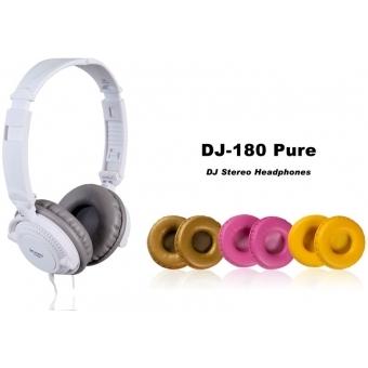 Icon DJ-180 PURE - casti stereo DJ