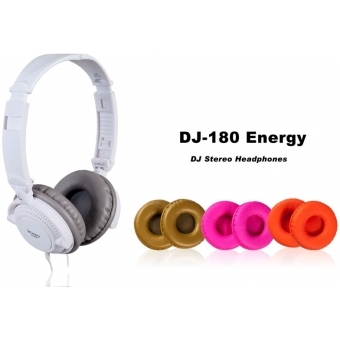 Icon DJ-180 Energy - casti DJ
