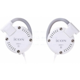 Icon Scan 3 - Casti in-ear alb/negru/silver/pink/red/blue