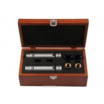 MIKTEK C5 - Pereche microfoane studio,condenser, tip creion #2
