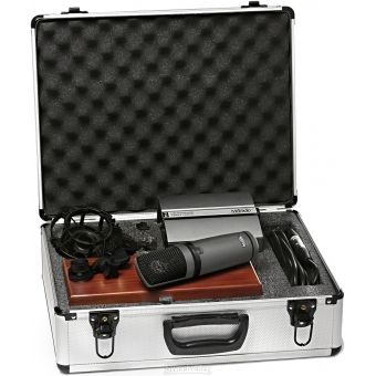 MIKTEK CV3 - Microfon studio condenser, diafragma mare #2