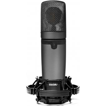 MIKTEK CV3 - Microfon studio condenser, diafragma mare