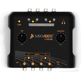 MIXVIBES U-MIX 44  - Interfata audio #2