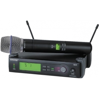 Sistem wireless SHURE - SLX24/BETA87A