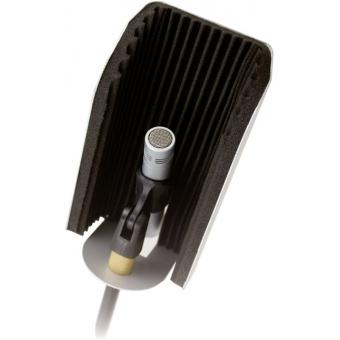 Pencil screen - absorber microfon studio #2