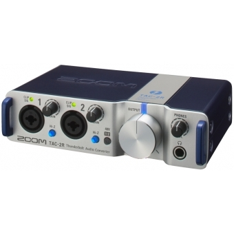 Zoom TAC-2R interfata audio #2