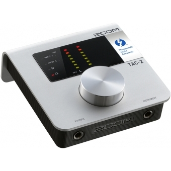 Zoom TAC-2 interfata audio #3