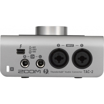 Zoom TAC-2 interfata audio #4