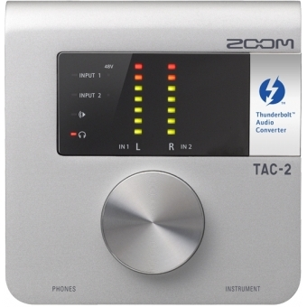 Zoom TAC-2 interfata audio