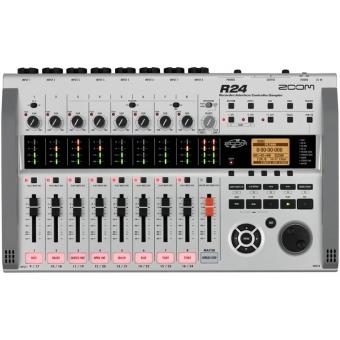 Zoom R24 - Recorder/interfata audio studio
