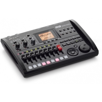 Zoom R8 - Recorder / Audio Interface / Controller / Sampler #2