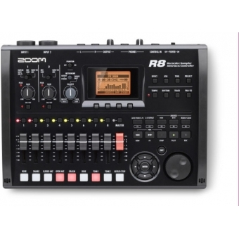 Zoom R8 - Recorder / Audio Interface / Controller / Sampler