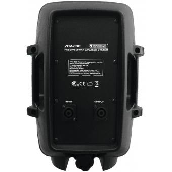 OMNITRONIC VFM-208 2-Way Speaker #3