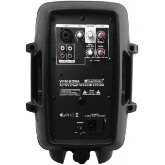 OMNITRONIC VFM-208A 2-Way Speaker, active #3