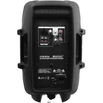 OMNITRONIC VFM-210A 2-Way Speaker, active #3