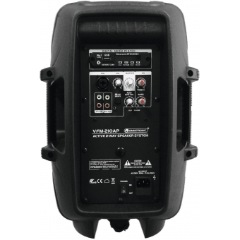 OMNITRONIC VFM-210AP 2-Way Speaker, active #3