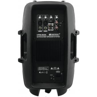 OMNITRONIC VFM-212A 2-Way Speaker, active #3