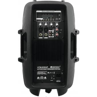 OMNITRONIC VFM-212AP 2-Way Speaker, active #3