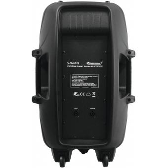 OMNITRONIC VFM-215 2-Way Speaker #3