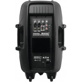 OMNITRONIC VFM-215A 2-Way Speaker, active #3