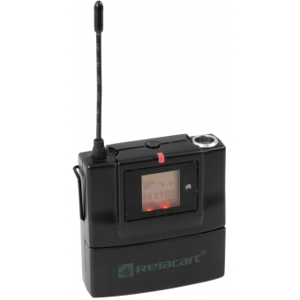 RELACART T-31 Bodypack for HR-31S with Headset #2