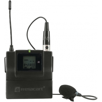 RELACART T-31 Bodypack for HR-31S with Headset #4