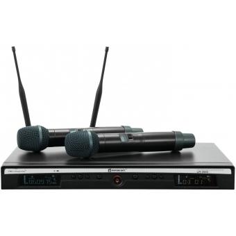 RELACART UR-260D 2-Channel UHF System #2