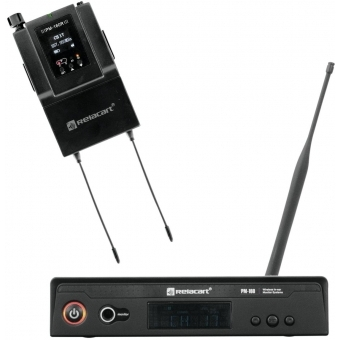 RELACART PM-160 Diversity In-Ear-Monitor System #2