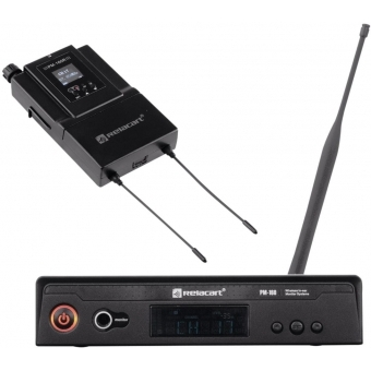 RELACART PM-160 Diversity In-Ear-Monitor System #3