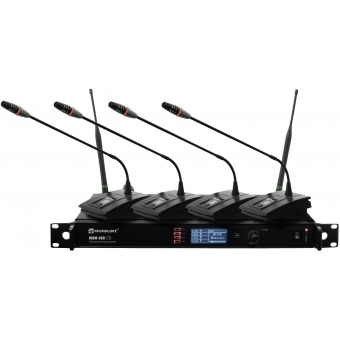 RELACART Set 1x WAM-400 and 4x UD-200 System #2
