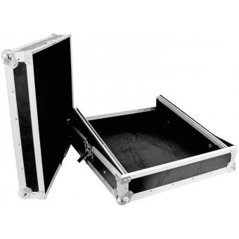 ROADINGER Mixer Case Pro MCB-19, sloping, black 10U