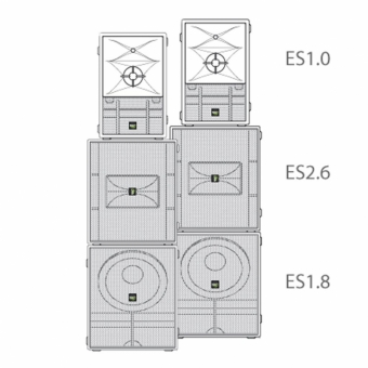 Sistem Audio ES - KV2 Audio