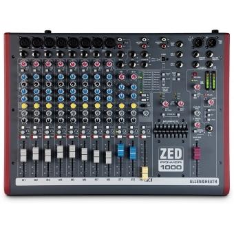 Mixer Allen&Heath ZED Power 1000 #4