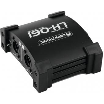 OMNITRONIC LH-061 PRO Passive Dual DI Box #2