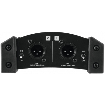 OMNITRONIC LH-061 PRO Passive Dual DI Box #3