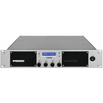 PSSO PRIME System Amplifier DSP