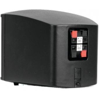 OMNITRONIC OD-2T Wall Speaker 100V black 2x #2