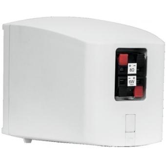 OMNITRONIC OD-2T Wall Speaker 100V white 2x #2