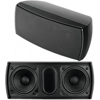OMNITRONIC OD-22 Wall Speaker 8Ohms black
