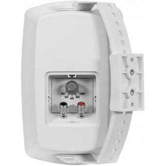 OMNITRONIC OD-4T Wall Speaker 100V white 2x #2