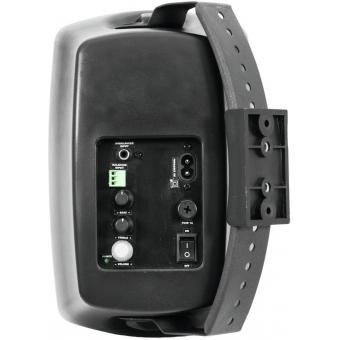 OMNITRONIC OD-5A Wall Speaker active black 2x #2